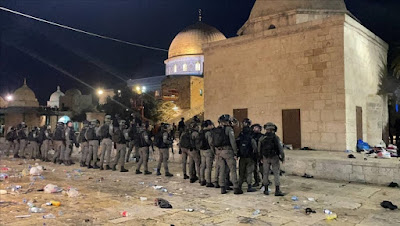 The tragedy of the Destruction of the land of Aqsa / Baitul Muqaddas ارضِ اقصٰی کی بربادی کا المیہ