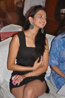 Rakul Preet Singh  at Yuvan Movie Audio Launch 9.jpg
