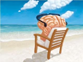 كيف نمنح الدماغ إجازة؟
