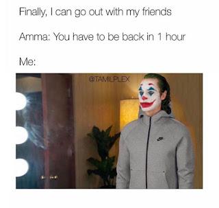 Joker Meme by @tamiplex on Instagram