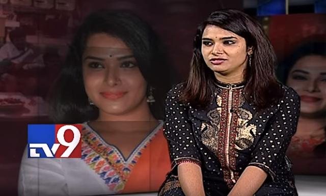 Hari Teja Shared Her Bigg Boss House experiences with TV9 Media