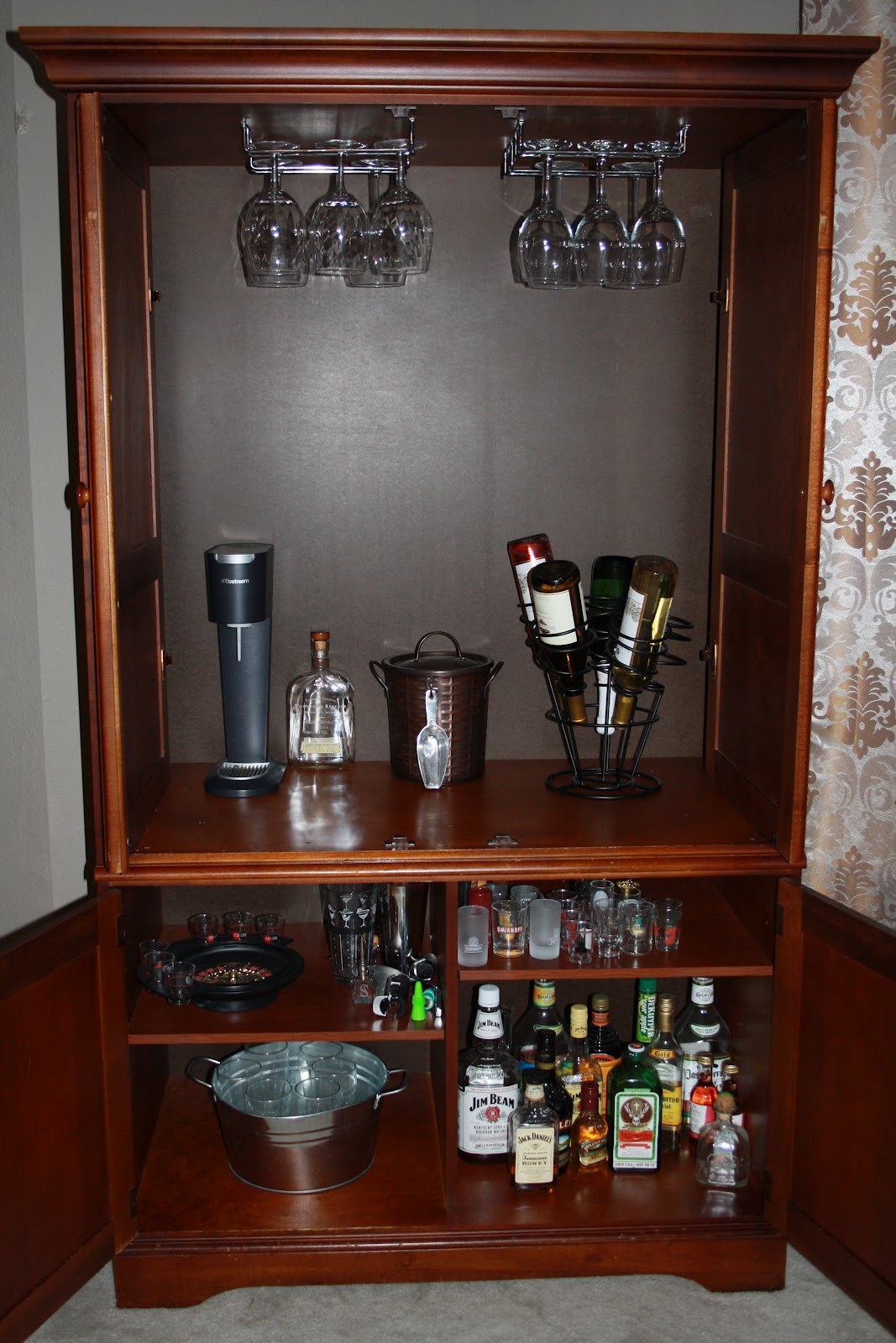 Re Pinteresting Tv Cabinet Bar And Mini Coffee Cabinet