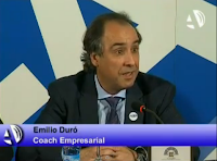 Nueva conferencia de Emilio Duro