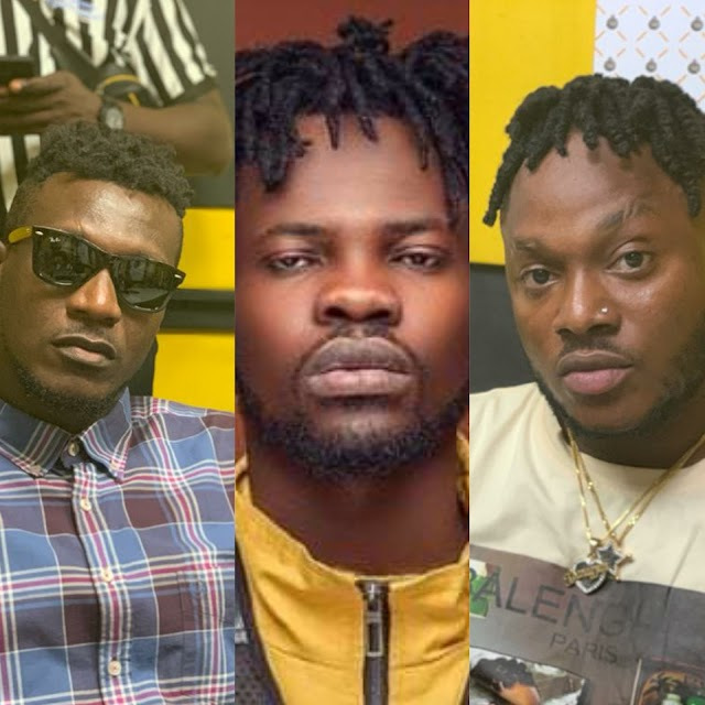 Fameye Finally Calls Keche To Apologize —>Watch Video