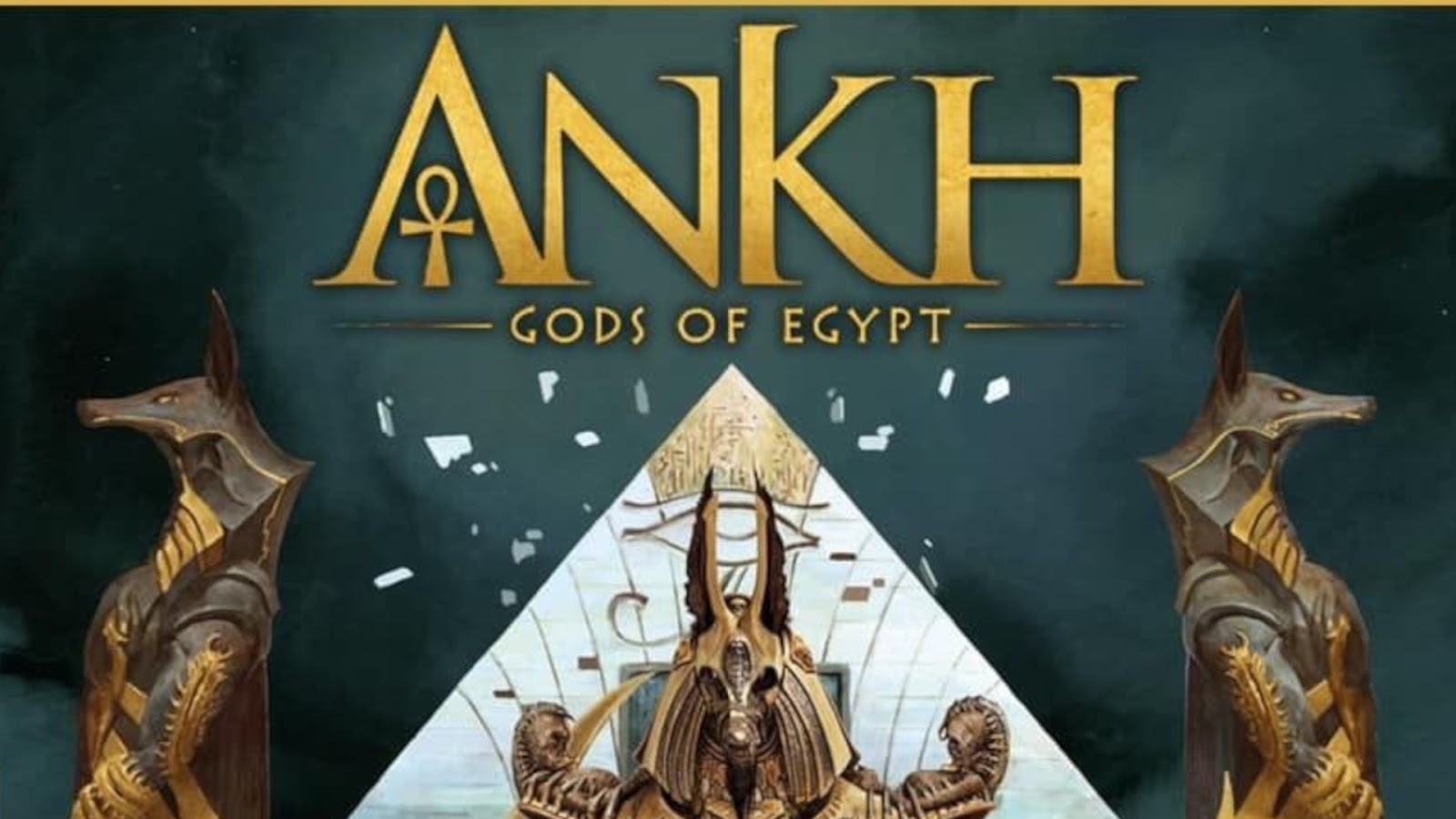 News Collider - CMON Announces Ankh Gods of Egypt by Eric Lang