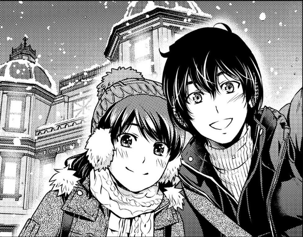 Manga Domestic na Kanojo
