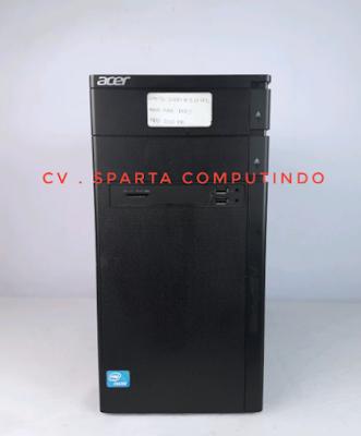 PC Acer Aspire Core I5 -2400 Mulus Bergaransi