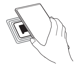 NFC and payment (NFC-enabled models)