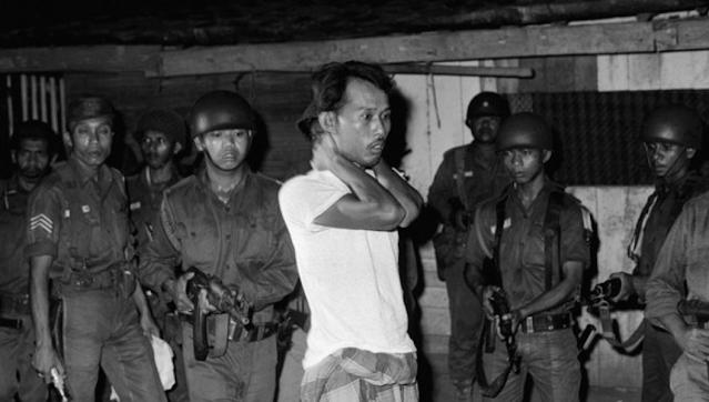 """Kisah Setelah G30S: Pembantaian """"Sejuta Orang"""" yang Tak Pernah Diajarkan di Sekolah"""