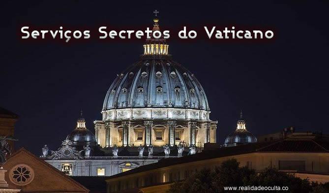 Santa Alleanza, Serviços Secretos do Vaticano