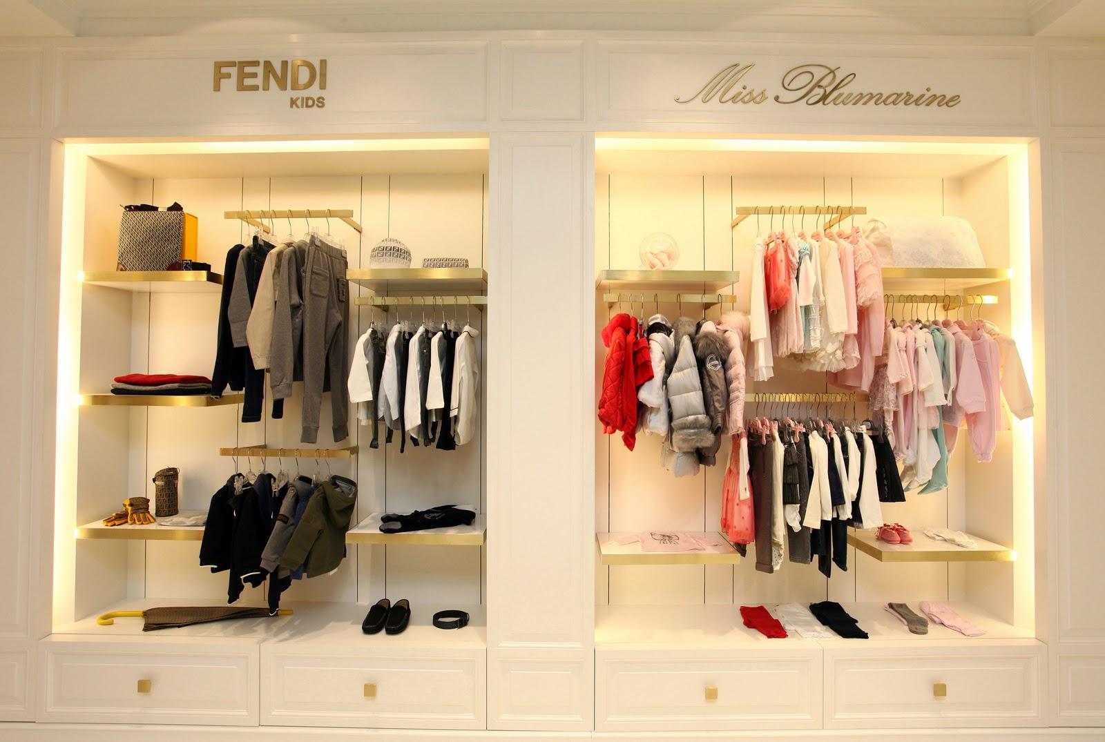 India cloth store