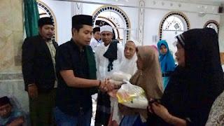 PKC PMII Bali-Nusra Berama Coin Foundation Gelar Santunan Anak Yatim