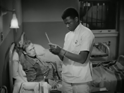 Richard Widmark, Sidney Poitier - No Way Out (1950)
