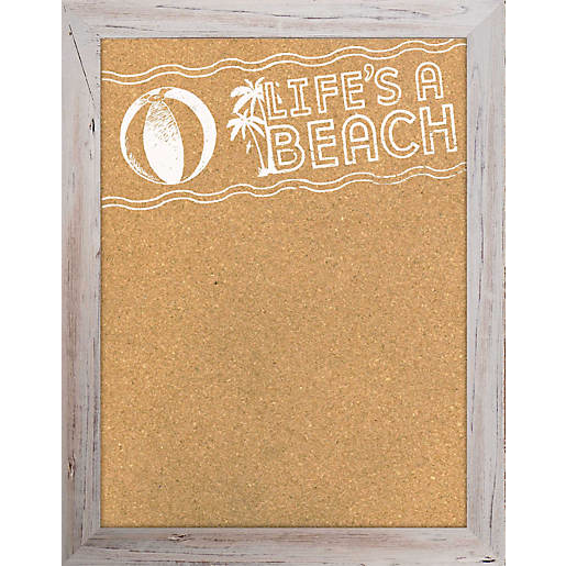 Life's a Beach Cork Message Board