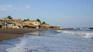 Pacific Coast Beach Nicaragua