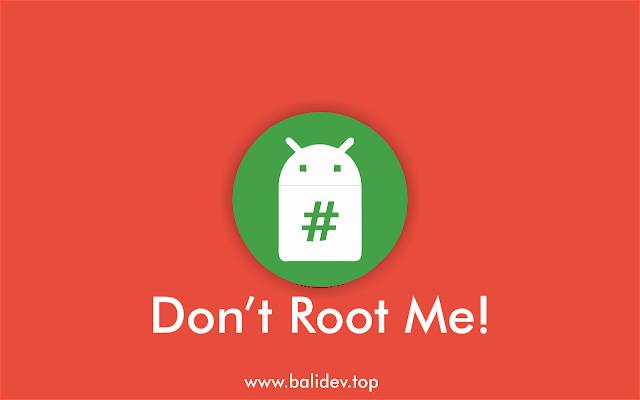 5 Alasan untuk Tidak Root HP Android