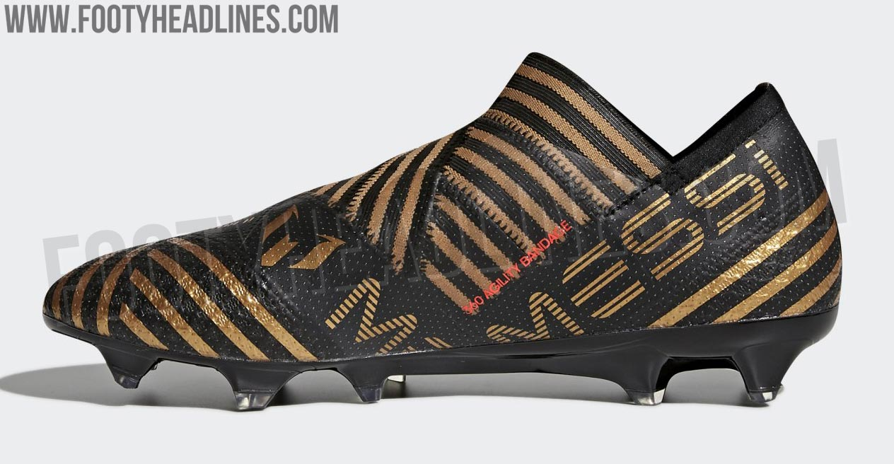 adidas messi gold boots