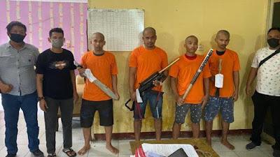 Akibat Mabuk Tuak, 4 Pria Aniaya Jimmi Ginting hingga Tewas