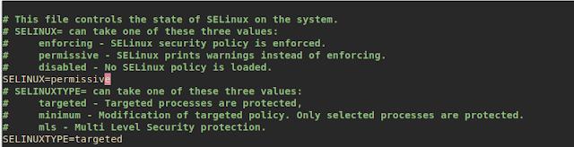 Management SELinux on CentOS/RedHat