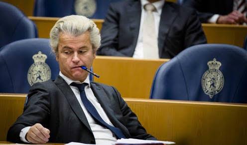 Lagi, Wilders Akan Adakan Lomba Kartun Nabi Muhammad SAW