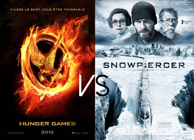 Hunger Games VS Snowpiercer