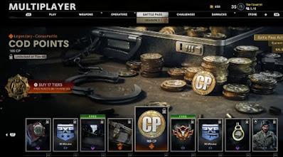Battle Pass Rewards, Guide, Season 2, Black Ops, Cold War, Modern Warfare, War Zone