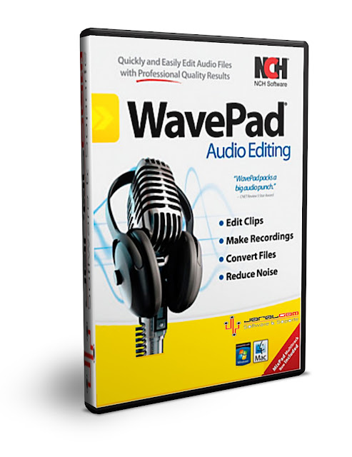WavePad - El programa para estudios de edición de audio que todos pueden usar!!