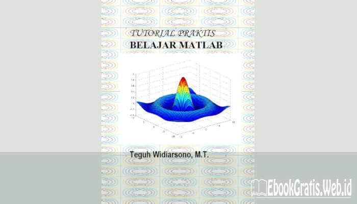 Ebook Tutorial Praktis Belajar Matlab