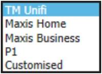 How to setup TM Unifi Maxis P1 PPPoE on DIR-820L