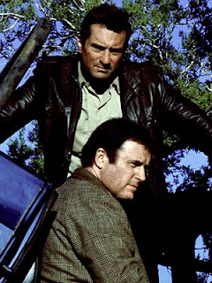 Robert DeNiro Charles Grodin in 1988 Midnight Run