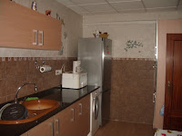 casa en venta calle san enric villarreal cocina