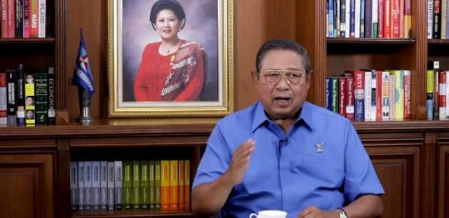 SBY: Ini Sumpah Saya, Kesetian Terhadap Partai Inilah Darah Saya, Juga Milik Saya