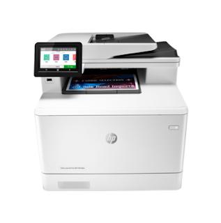 HP Color LaserJet Pro MFP M479dw Drivers Download