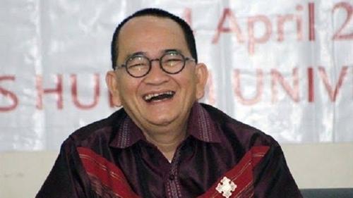 Sebut RI Tak Akan Krisis Rasial Selama Presidennya Jokowi, Ruhut Sitompul: Faktanya FPI-HTI Berani Dibubarkan