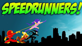 SpeedRunner PC Game Free Download