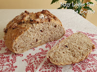 Pan Integral de Avena y Nueces
