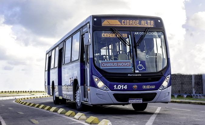 Cidade Alta, do Recife, compra chassis B270F e Volvo fortalece mais sua presença no Nordeste
