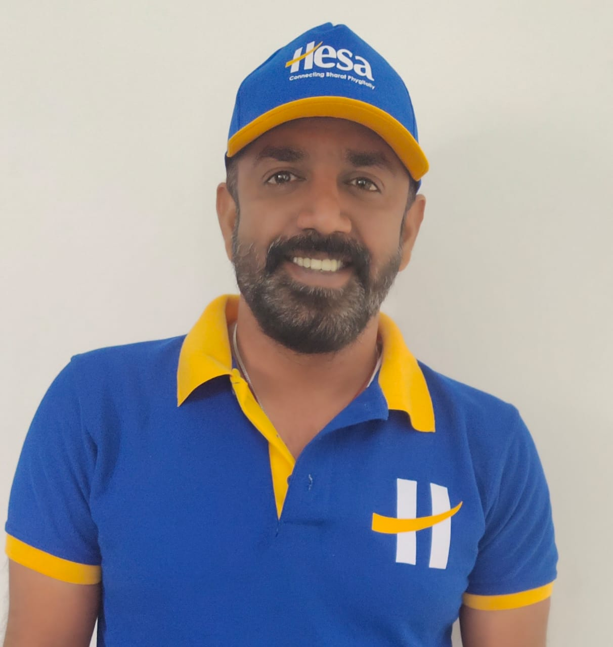 Vamsi Udayagiri - Skills Can Be Taught but the Person's Character and the  Right Attitude Are either There or Not There (Founder and CEO – Hesa)