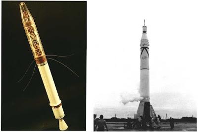 satelit pertama amerika, roket juno 1, satelit pertama explorer 1