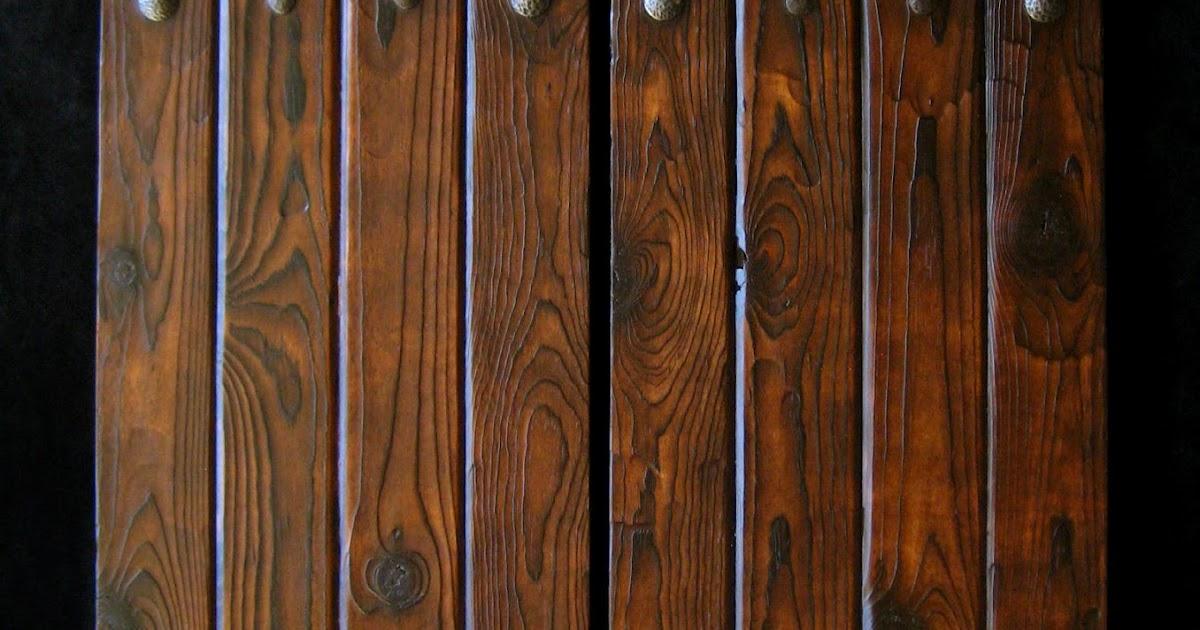 Iron Anarchy Handcrafted Custom Swinging Saloon Doors