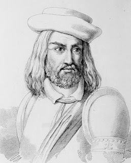 Braccio da Montone's great rival,  Muzio Attendolo Sforza