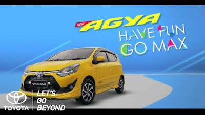 Mengintip 5 Tipe Dan Spesifikasi Serta Harga Kredit Toyota Agya Yang Terbaik
