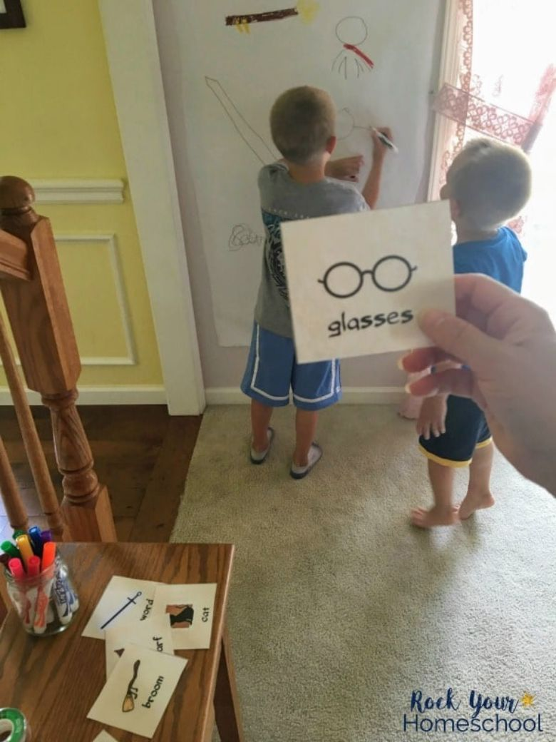 printable games for kids - Harry Potter game
