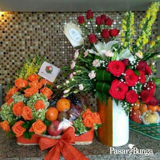 Bunga Buket Pernikahan Yang Cocok di Musim Panas