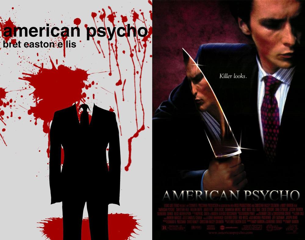 A Film A Day Book Vs Movie American Psycho