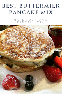 Best Buttermilk Pancake mix