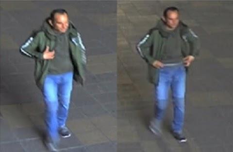 Undorító: VI. kerületi bevásárlóközpont biciklitárolójánál mutogatta magát egy férfi - most keresik