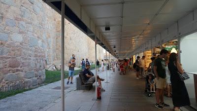 Feria de Artesanía Ávila 2016