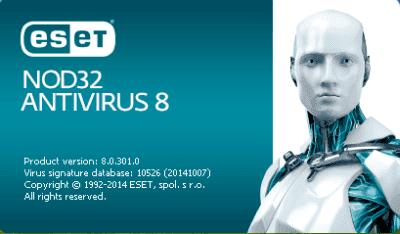 تحميل برنامج الحماية من الفيروسات NOD32 AntiVirus  للكمبيوتر