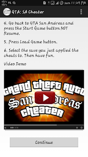 GTA Sandres for android